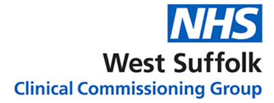NHS West Suffolk Clinical Commissioning Group logo